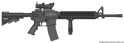Ar15 PNG.