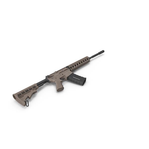 Assault Rifle AR15 PNG Images & PSDs for Download.