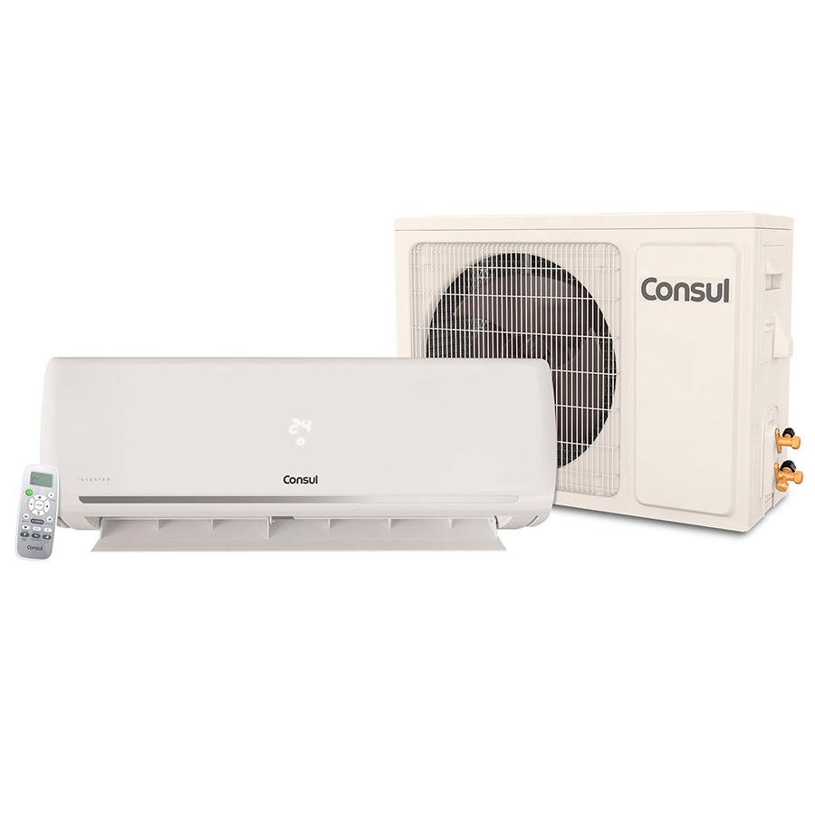 Ar Condicionado Split HW Inverter Consul 18.000 BTUs/h 220V Frio CBF18DBBNA.