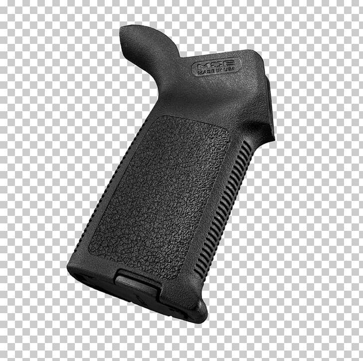 Magpul Industries Pistol Grip M4 Carbine Vertical Forward.