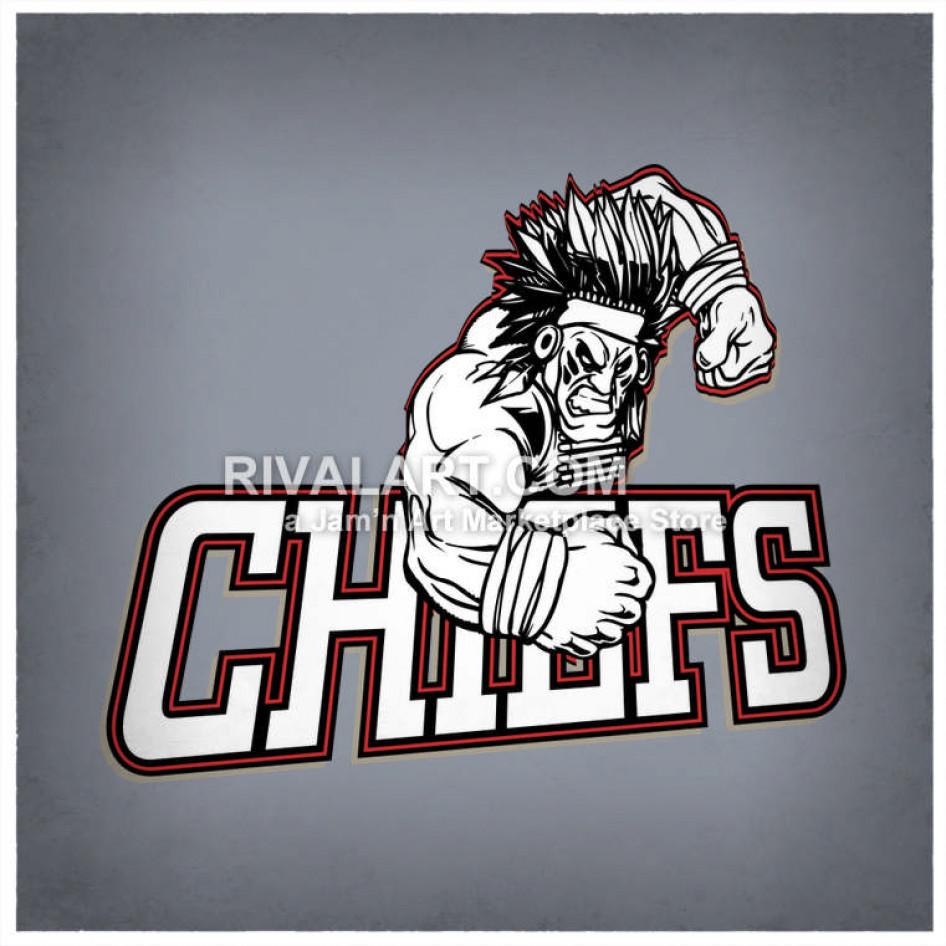 Chiefs Logo Design.