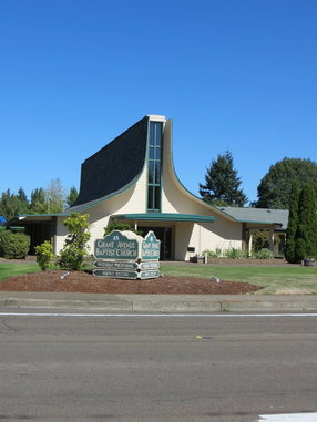 Churches in Corvallis.