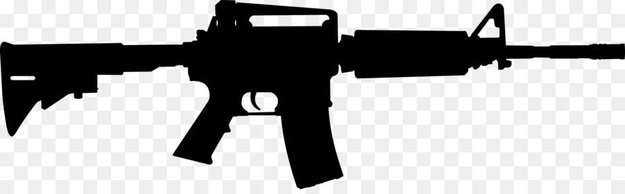 M4 carbine Airsoft gun Hop.