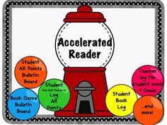 70 Best Accelerated Reader images in 2019.