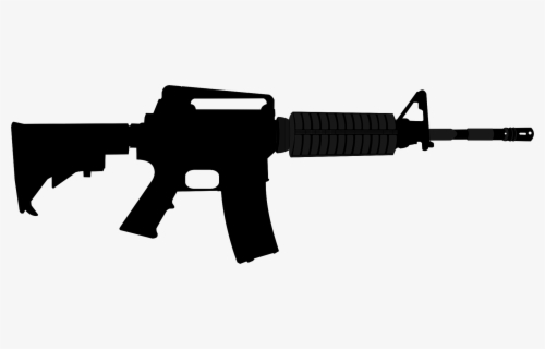 Free Ar15 Clip Art with No Background.