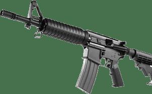 Del ton Rifle Kits & Del ton AR 15 Rifles.
