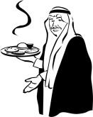 Arab Food Clip Art and Menu Graphics.