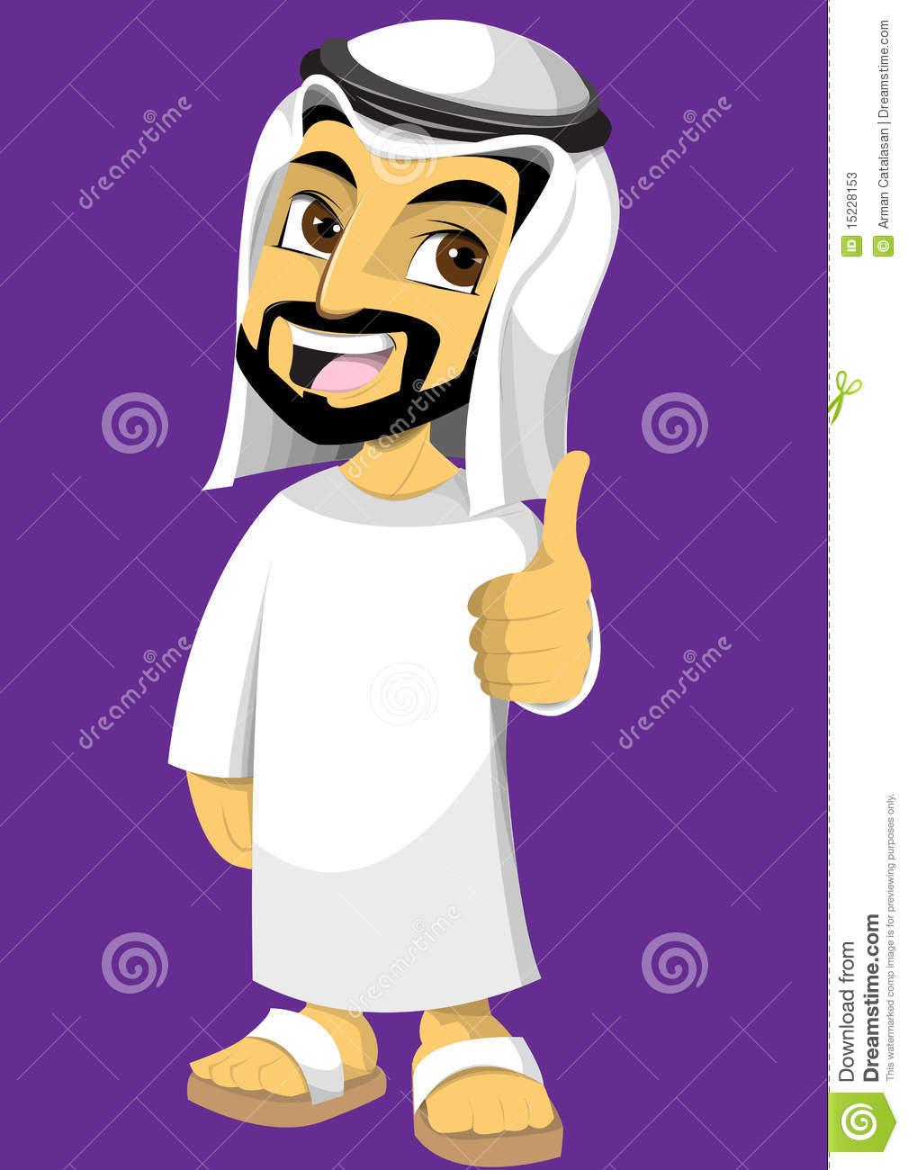 Arab Clipart.