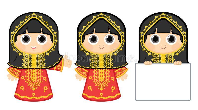 Arab Girl. Photo about dhabi, dress, bahrain, kuwaiti.