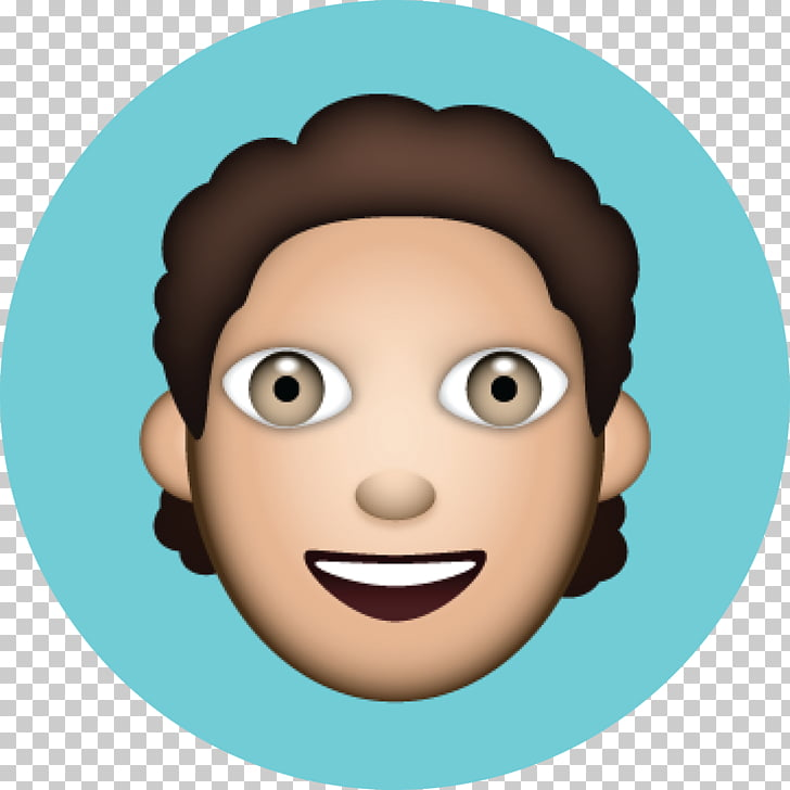Seinfeld Emoji Father iPhone Television show, arab man PNG.
