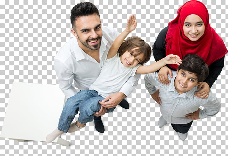 Family Arab Muslims Arabs, Family PNG clipart.
