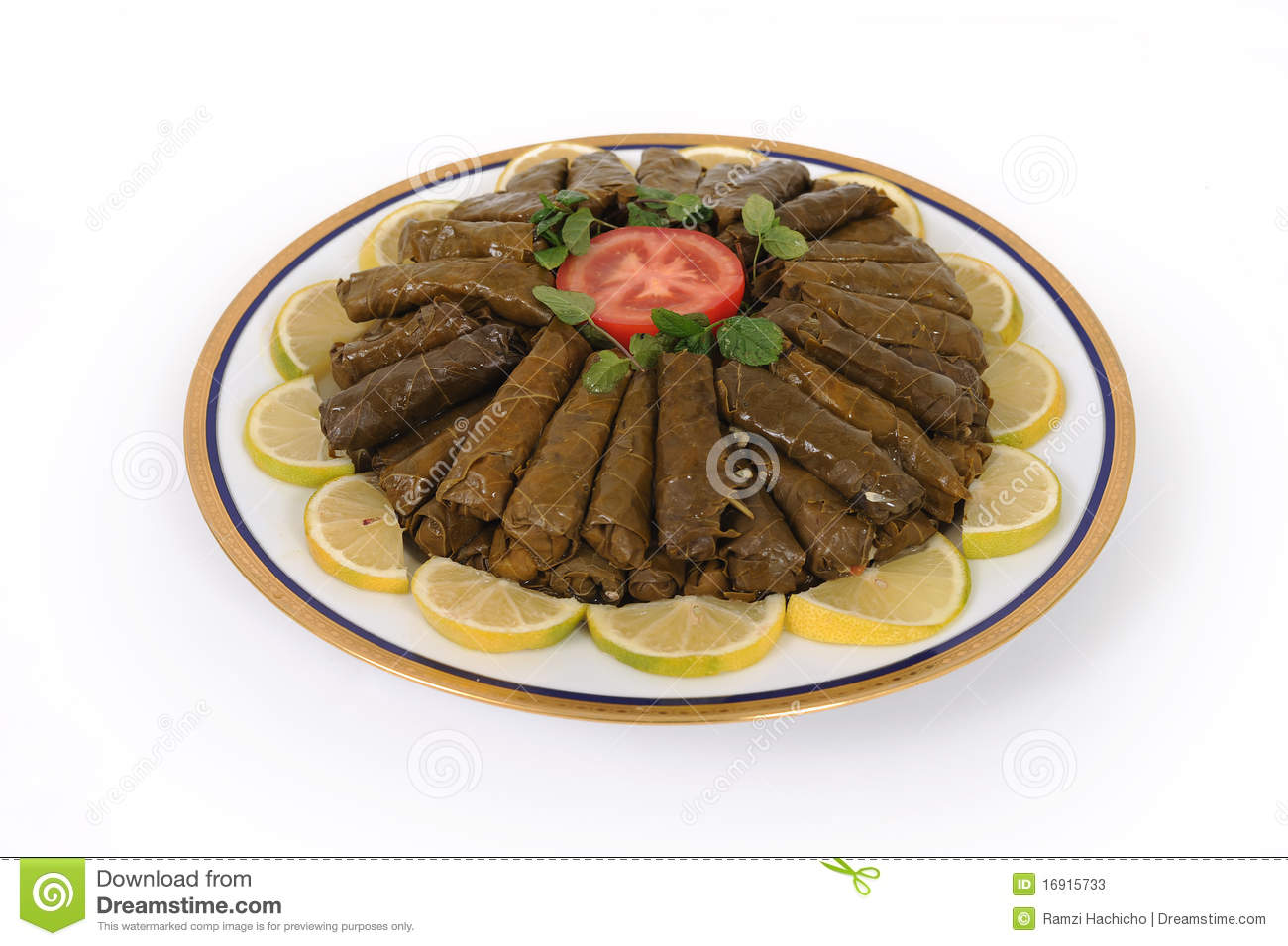 Lebanese food clipart.
