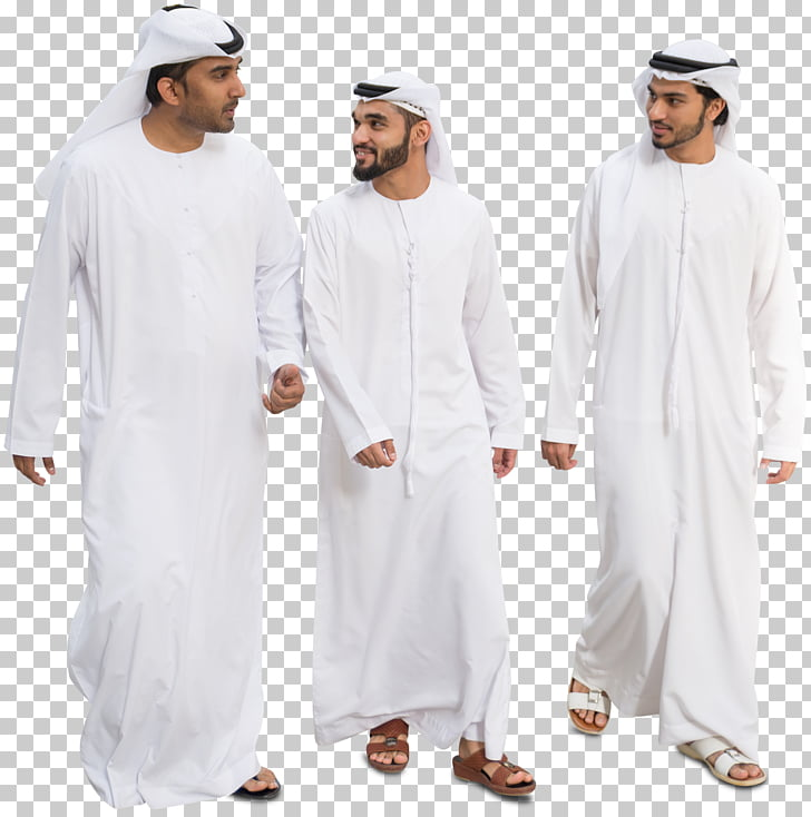 Arabs Arab Muslims, People MUSLIM, three man wearing.
