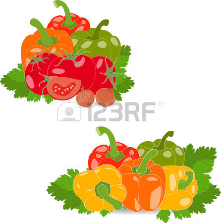 2,013 Tomato Parsley Cliparts, Stock Vector And Royalty Free.
