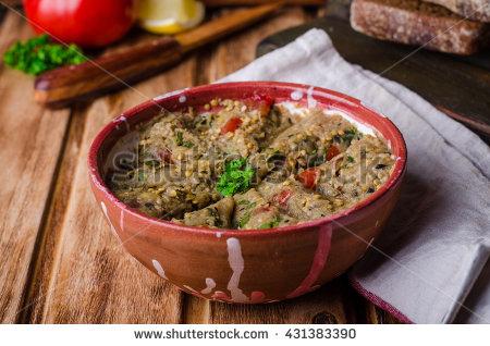 Arabian Salad Stock Photos, Royalty.