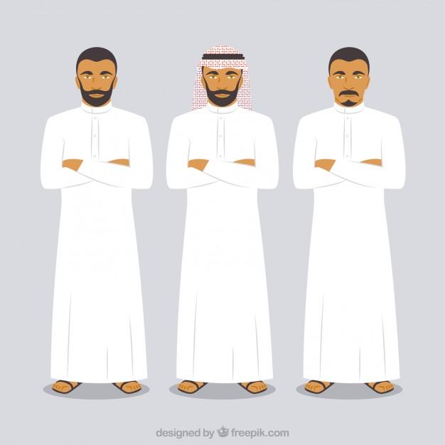 Arab Man Vectors, Photos and PSD files.