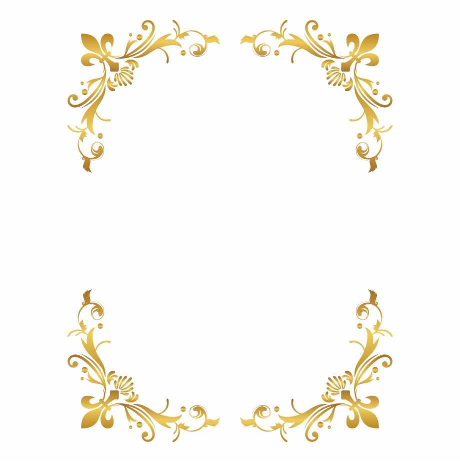 X Arabesco Dourado Png, Molduras Casamento, Arabescos.