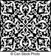 Arabesque Illustrations and Clipart. 48,434 Arabesque royalty free.