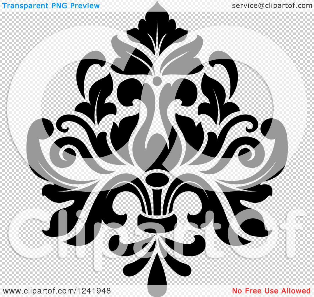 Arabesque Clipart.