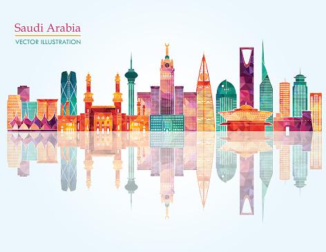 Saudi Arabia Clip Art, Vector Images & Illustrations.