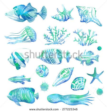 Angelfish Vectores, imágenes y arte vectorial en stock.