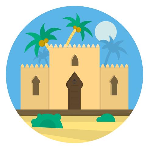 Arabic House.