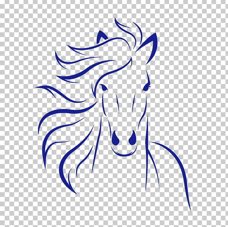 Arabian Horse PNG, Clipart, Animals, Artwork, Black And.