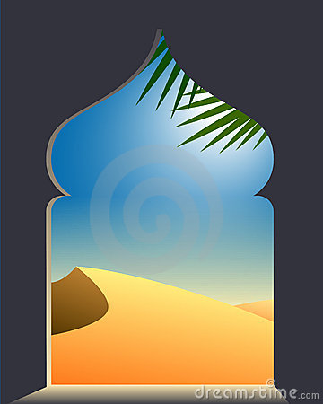 Arabian nights clip art.