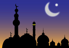 Arabian Nights Clip Art Design.