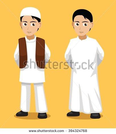 Arabic Clothes Stock Photos, Royalty.