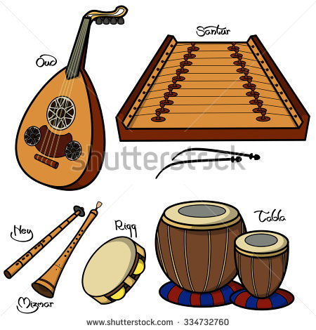 Arabic Musical Instrument Stock Photos, Royalty.