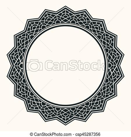 Arabic design.