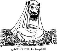 Arab Clip Art.