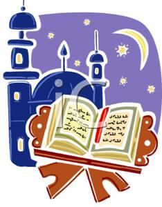 Arabic clip art.