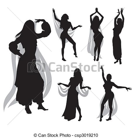 Belly dancing Clipart Vector and Illustration. 627 Belly dancing.