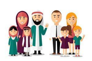Arabic family clipart 1 » Clipart Portal.