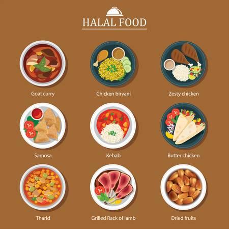 6,509 Arabic Food Stock Vector Illustration And Royalty Free Arabic.