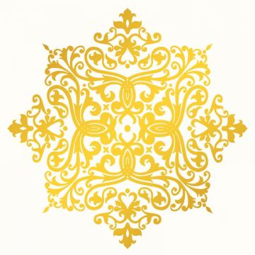 Arabic Ornament PNG Images.