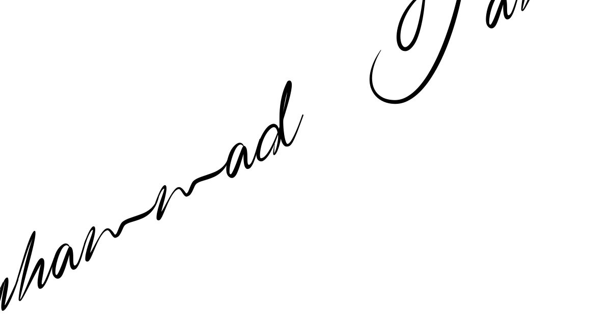 Create Your Signature.