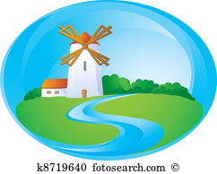 Arable land Clip Art EPS Images. 52 arable land clipart vector.
