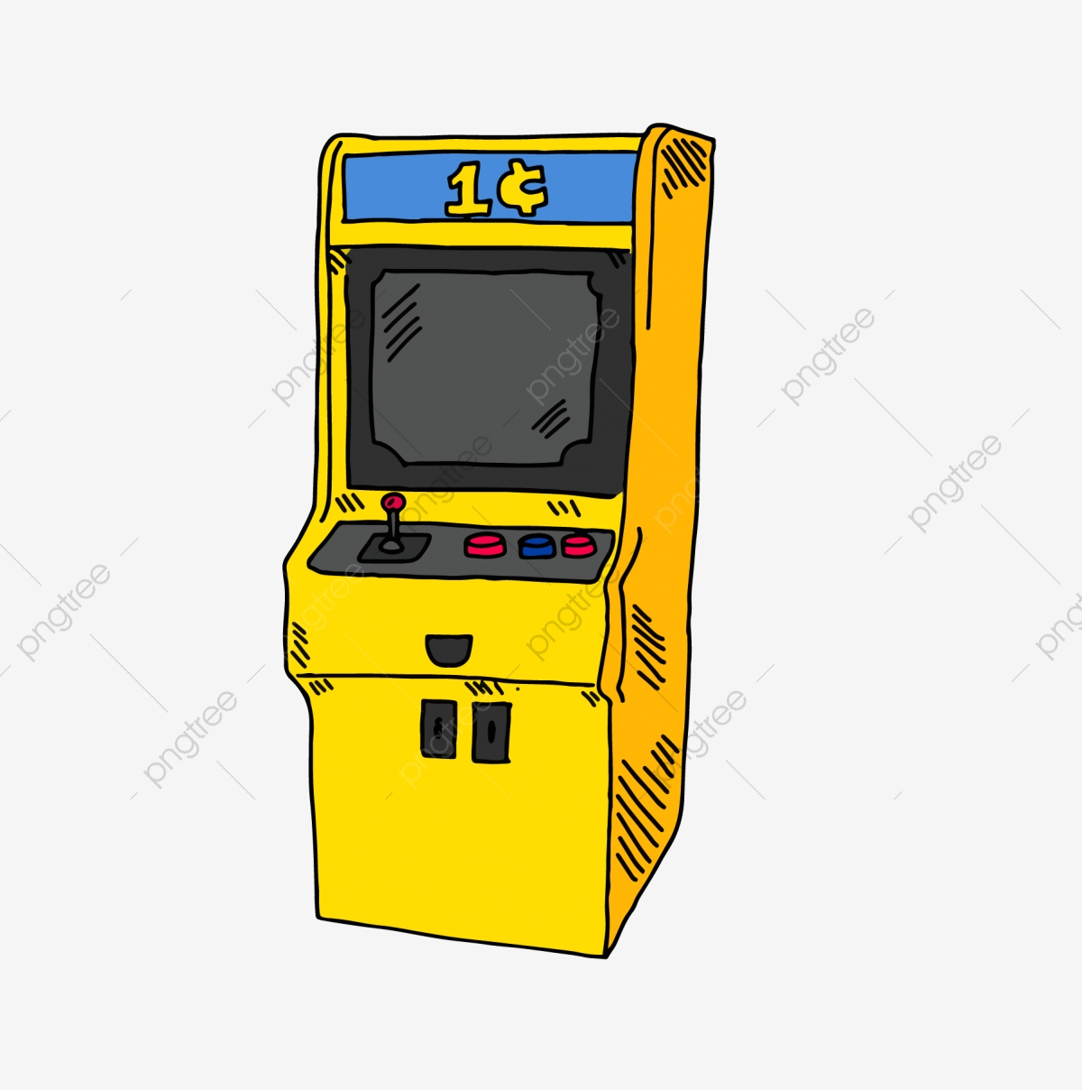 Arcade clipart game console, Arcade game console Transparent.