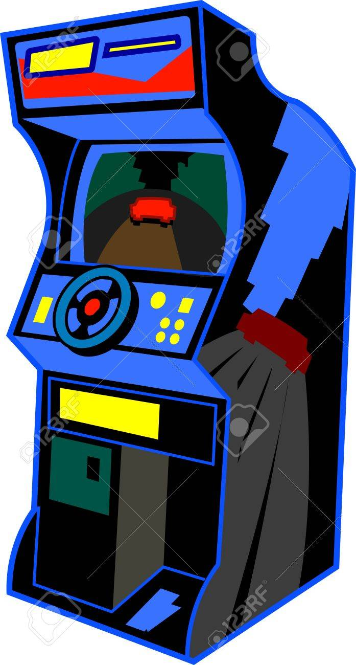 Arcade game clipart 5 » Clipart Station.