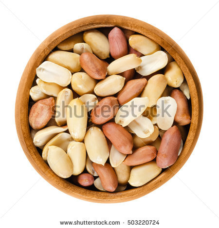 Groundnuts Stock Photos, Royalty.