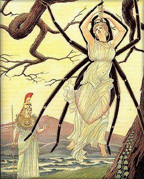 1000+ images about Arachne.