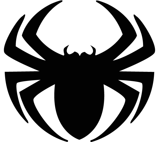 Isolated Photos of arachnid.