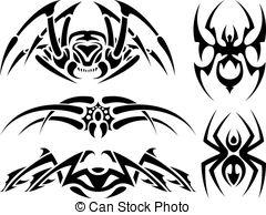 Arachnoid clipart #8