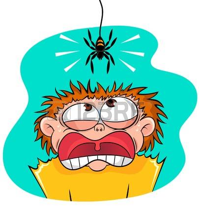 1,262 Arachnophobia Stock Illustrations, Cliparts And Royalty Free.