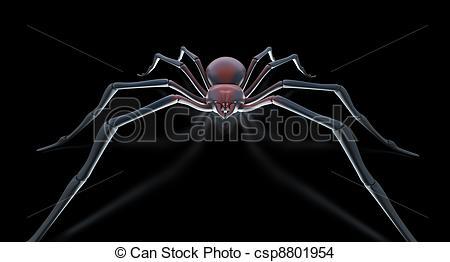 Arachnophobia Illustrations and Clipart. 829 Arachnophobia royalty.