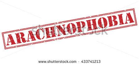 Arachnophobia Banque d'Image Libre de Droit, Photos, Vecteurs et.
