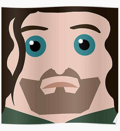 Aragorn: Prints.